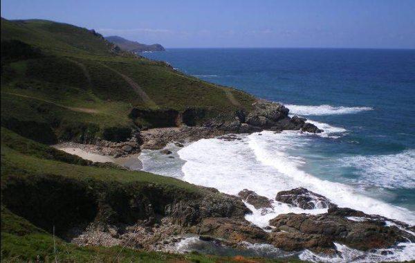 Küste bei Canosa