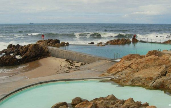 Swimmingpools am Atlantik, Praia Boa